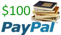 100 campus books $100 Paypal Cash Giveaway   US  #BTSCampusBook @textbookrentals