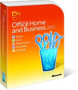 Microsoft Office Home and Business 2010 giveaway
