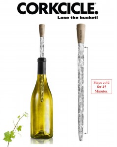 Corkcicle Wine Cooler Giveaway
