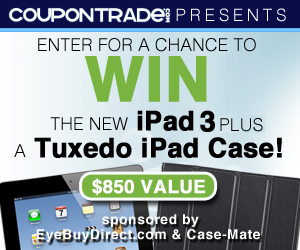 ipad Blogger Opp   iPad 3 and Case Giveaway!