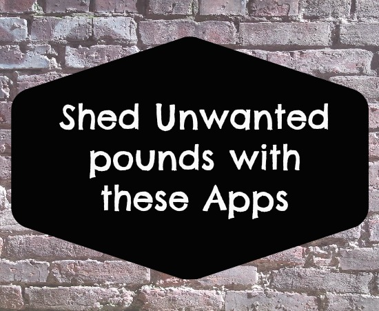shedunwantedlbs Shed Unwanted LBs With These Apps