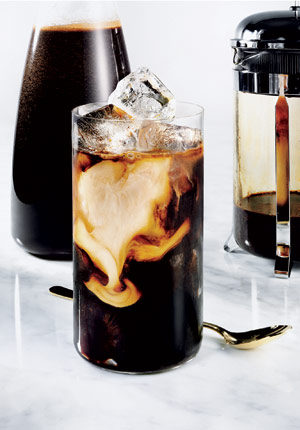 The Best Iced Coffee Recipe