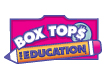 BTFE Logo Box Tops for Education Raises Money for Schools