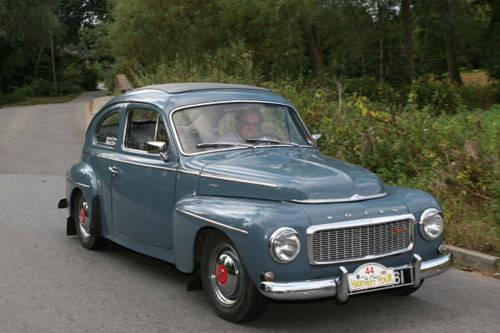 Classic Volvo PV 544