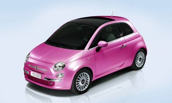fiat 500 barby 550 x 330 Fab Five: Fun Cars