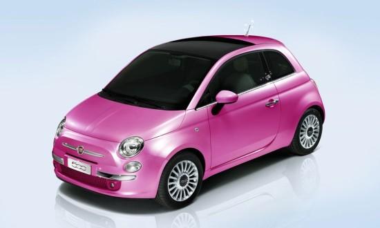 fiat 500 barby 550 x 330 Fab Five: Fun Cars