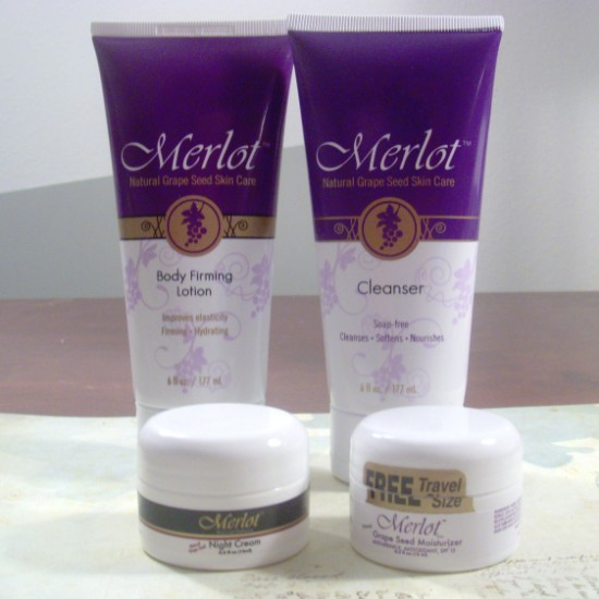 Merlot Skin Care Review