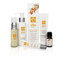 sibu spa Sibu Beauty and a Skin Care Regimen