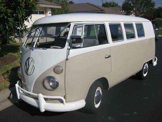 Classic Volkswagen VW Bus