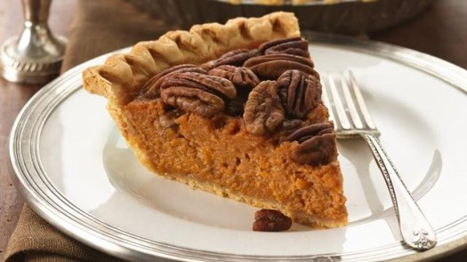 bourbonsweetpotatopie 525 x 295 20 Holiday Pie Recipes for Your Dinner