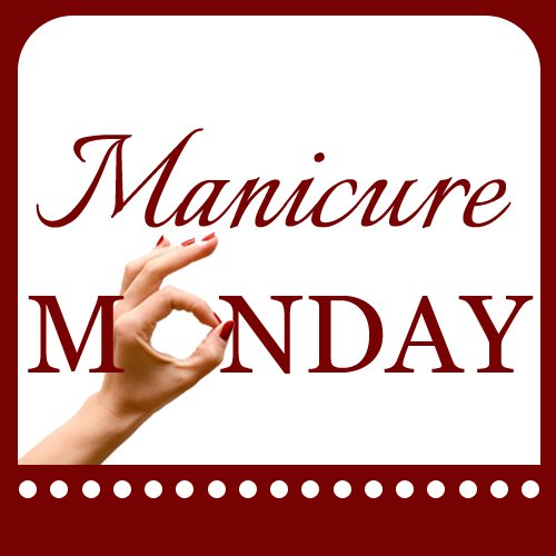 manimonday Manicure Monday   Essie Miss Fancy Pants