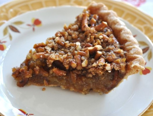 Mock pecan pie recipe - nut free