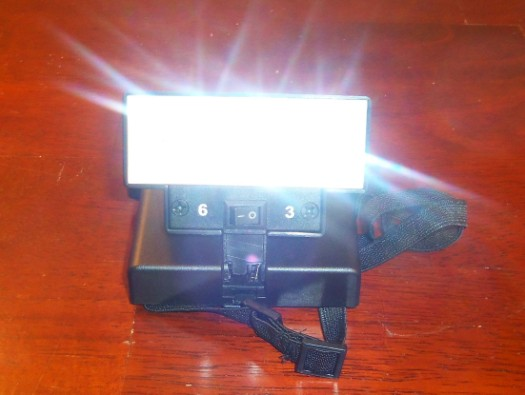 readnbeam3 525 x 395 Beam N Read  LED 6 Deluxe Hands Free Light Review