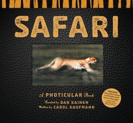 safaribook Safari Photicular Motion Book Giveaway #hohoho