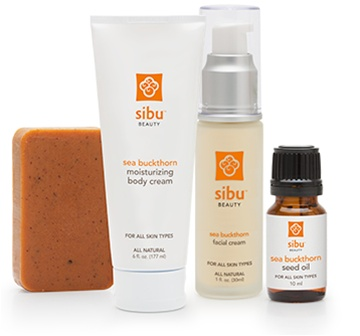 Sibu Beauty Total Beauty Skin Care Gift Set Giveaway