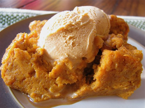 sweetpotatobreadpudding 20 Holiday Pie Recipes for Your Dinner