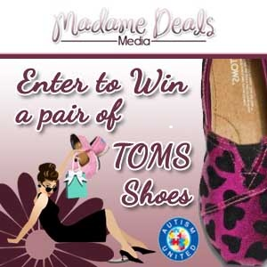 tomsShoesa TOMS Shoes Giveaway #TOMSBlackFriday