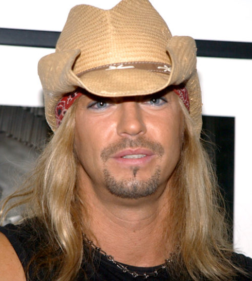 bretmichaels Bald Celebrities that May Surprise You