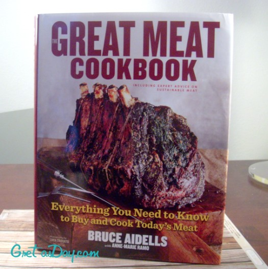 greatmeatcookbook 525 x 526 The Great Meat Cookbook   Perfect for Carnivores