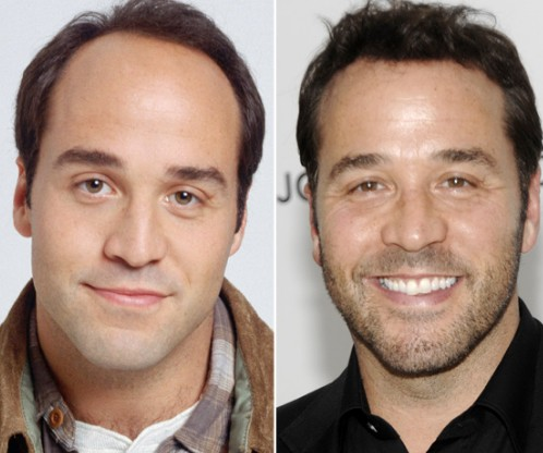 jeremypiven Bald Celebrities that May Surprise You