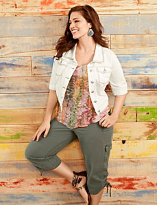 Lane Bryant Casual Outfit
