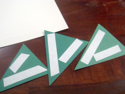 Quick and easy elegant christmas cards to make