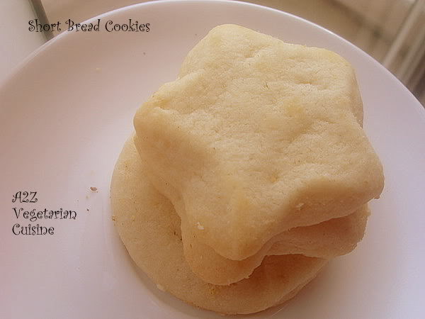 ShortbreadCookies Shortbread Cookies Recipes | Fab Five