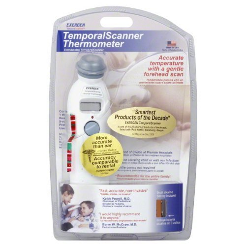 exergenthermometer3 Battle Illness with Exergen Temporal Artery Thermometer