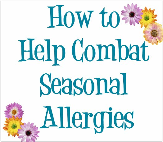 seasonalallergies 9 Tips to Combat Seasonal Allergies