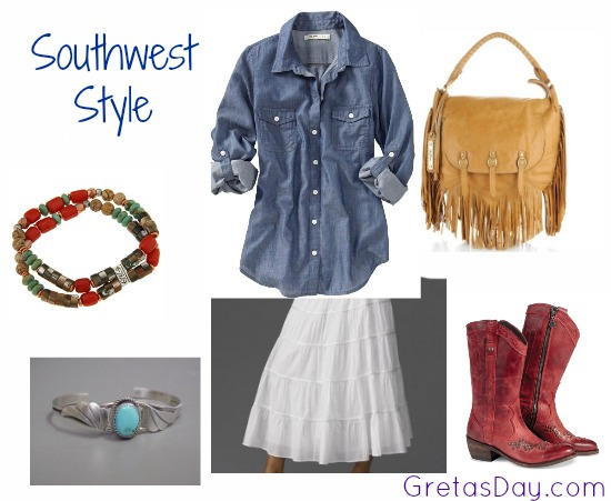 southweststyle Southwest Style | How To Get The Look