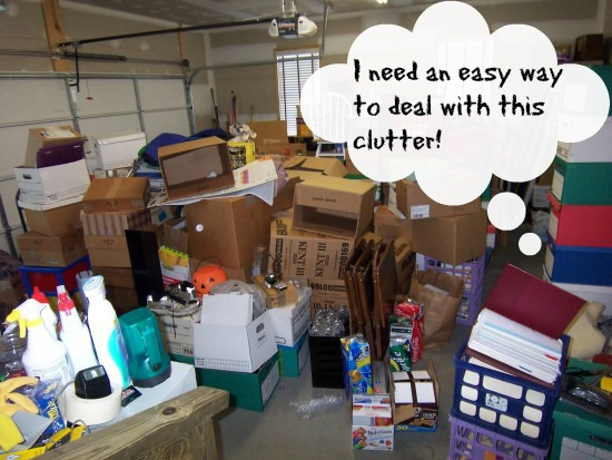 clutter3 How to Deal with Clutter