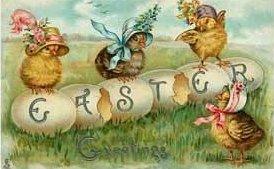 easter011 Vintage Easter Images