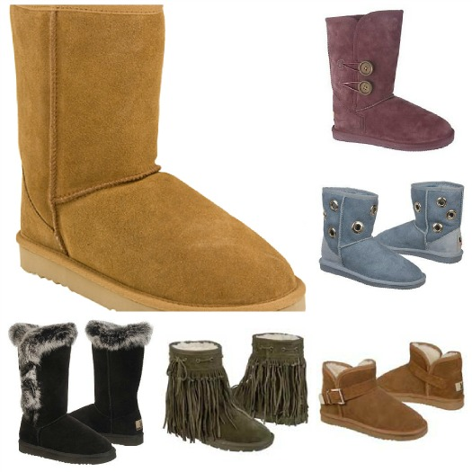 lamoboots Lamo Boots and Apricot Collection Gift Card Giveaway   Over $350 in Prizes   US/Canada