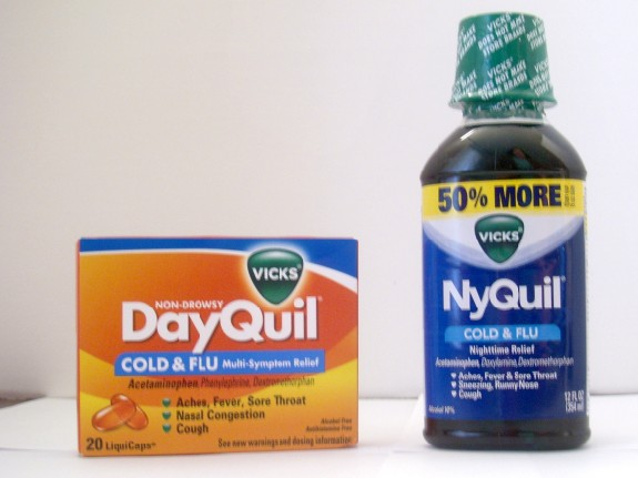 nyquildayquil 575 x 431 Where Have You Been?