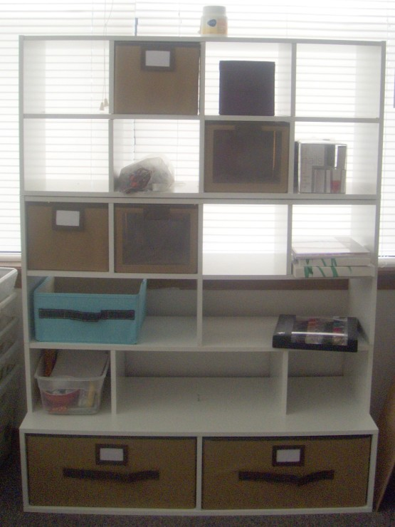 closetmaidshelf2 555 x 740 Getting Organized with ClosetMaid