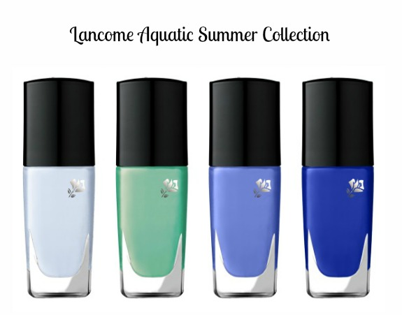 lancomeaquaticsummer2 Lancome Aquatic Summer Nail Lacquer | New Release