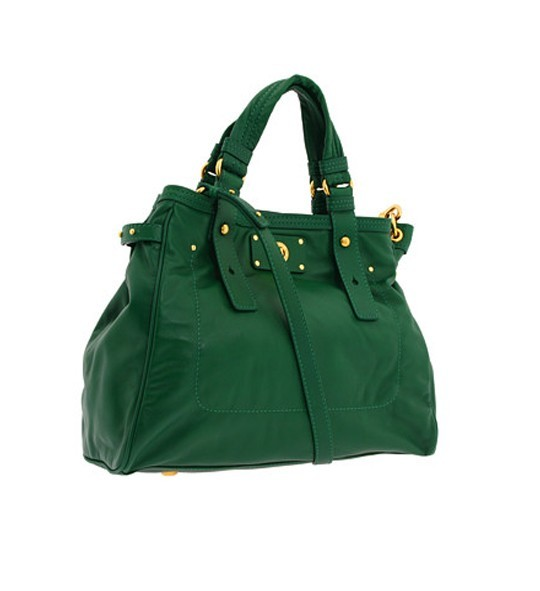 Marc Jacobs Green Satchel bag