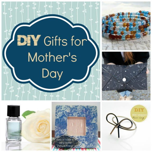 Handmade Gifts for Mothers Day