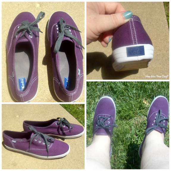 Purple Keds Champions collage