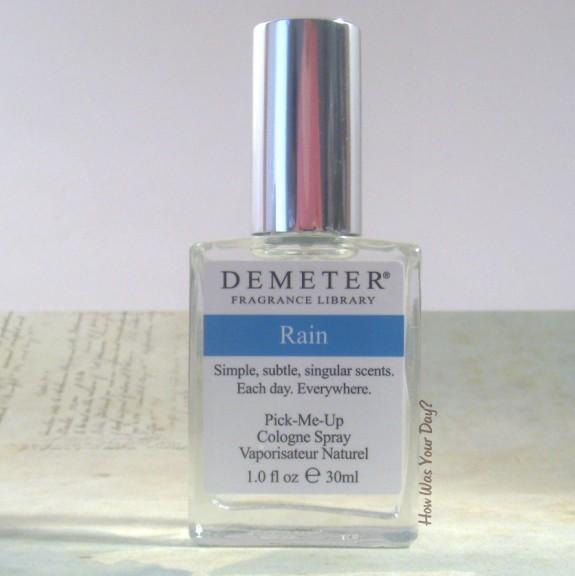 Demeter Rain Cologne