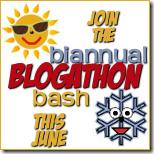 blogathonsummer Bi Annual Blogathon Bash Kickoff