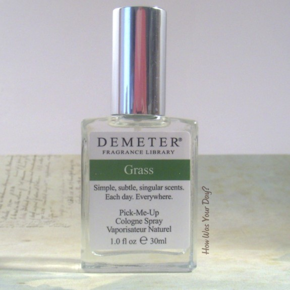 grasscologne 575 x 574 Try Demeter Fragrance for Unique Scents
