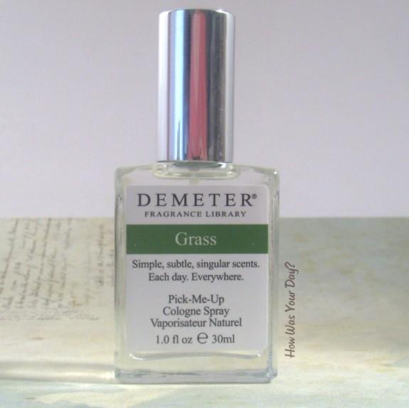 grasscologne 575 x 574 Try Demeter Fragrance for Unique Scents