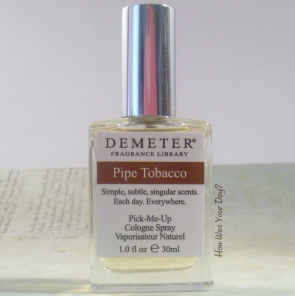 pipetobaccocologne 575 x 577 Try Demeter Fragrance for Unique Scents