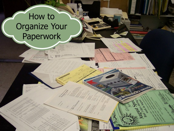 How to organize your paperwork How to Organize Paperwork