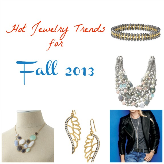 jewelry trends for fall 2013 Hot Jewelry Trends for Fall 2013