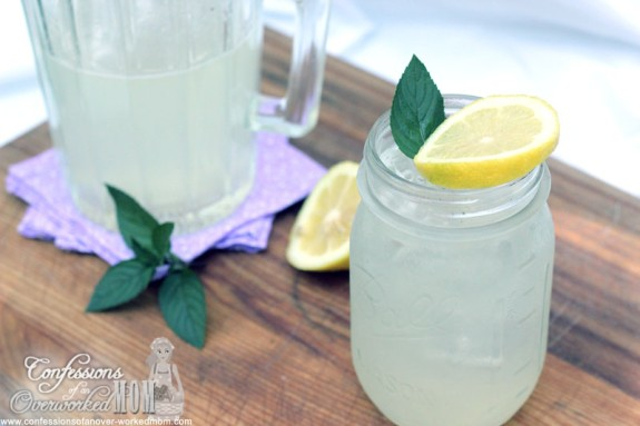Sugar Free Lemonade Recipe