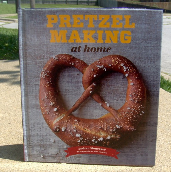 pretzelbook2 573 x 575 Pretzel Making at Home