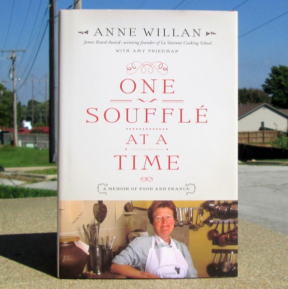 one souffle at a time book 575 x 576 6 Food Memoir Books Worth Reading