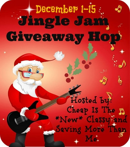 jingle jam 450 Edimi, Michael Todd True Organics + Aurora de Juliis Skin Care Bonanza Giveaway